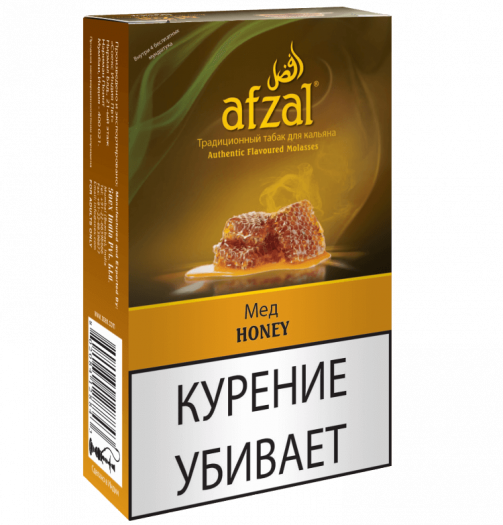 Табак для кальяна Afzal Honey