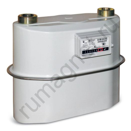 Газовый счетчик BK G10t