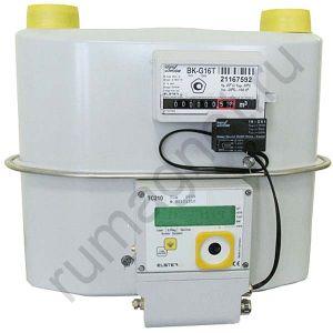 Газовый счетчик BK G16t