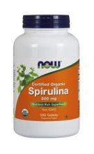 Спирулина 500 мг 500 таб. Уникальный источник полноценных белков, микроэлементов и витаминов