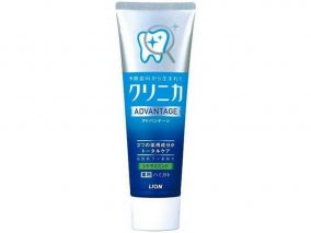 Зубная паста LION Clinica advantage Citrus Mint/Cool Mint 130 г