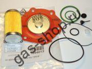 Ремкомплект редуктора LOVATO RGJ  (впрысковой) с мембраной и фильтром (арт. 1294012) тип B
