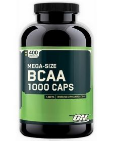 BCAA 1000 Caps (Optimum Nutrition) 400 caps