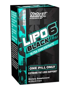 Lipo-6 Black Hers Ultra Concentrate Жиросжигатель