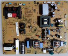 Блок питания совмещенный с модулем управления подсветкой для телевизора PHILIPS 32PFL7404H/12
