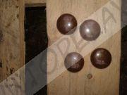 Диски из турманиевой керамики для мата (минимальная партия 10 шт)