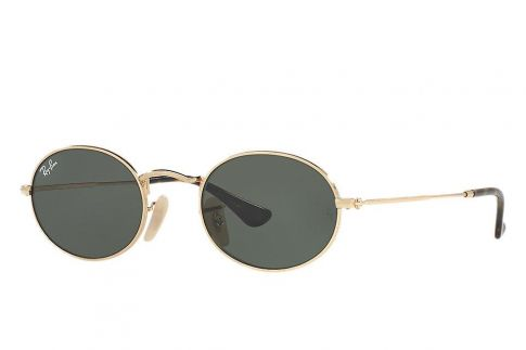 Ray Ban Oval Flat Lenses RB3547N 001