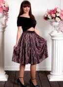 купить кружевную юбку