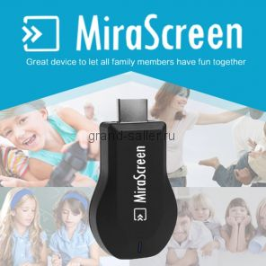 MiraScreen tv stick, технология Miracast