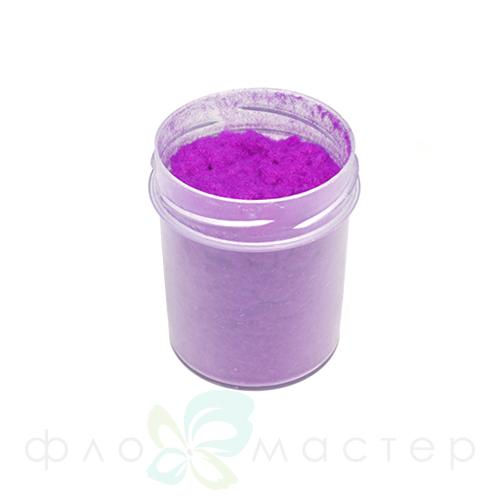 Пыльца бархатная (флок) 40 мл. Пурпурный