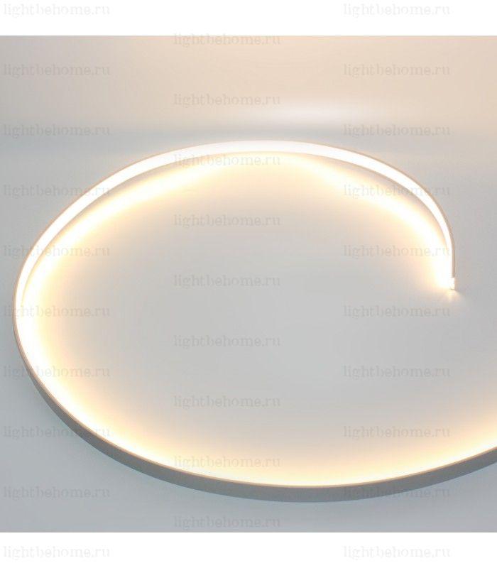 Гибкий алюминиевый LED профиль S159
