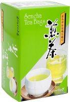 """Чай зеленый пакетированный т.м.""""Ryufu"""" 40 гр"""