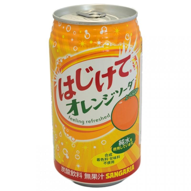 Напиток Апельсиновый «SANGARIA» 350 гр