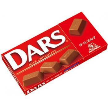 Молочный шоколад DARS 42 гр