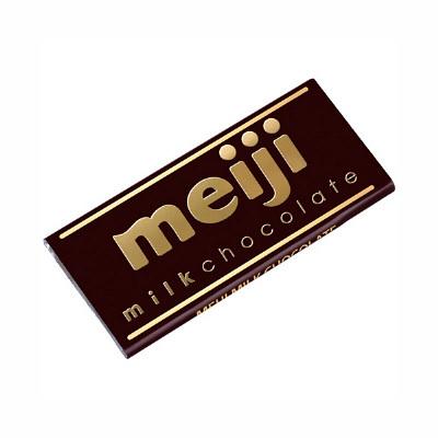 """Молочный шоколад т.м.""""MEIJI"""" 50 гр"""