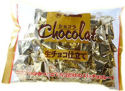 Конфеты Трюфель из сырого шоколада «Takaoka» 192 гр