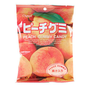 Мармелад вкус Персика 107 гр