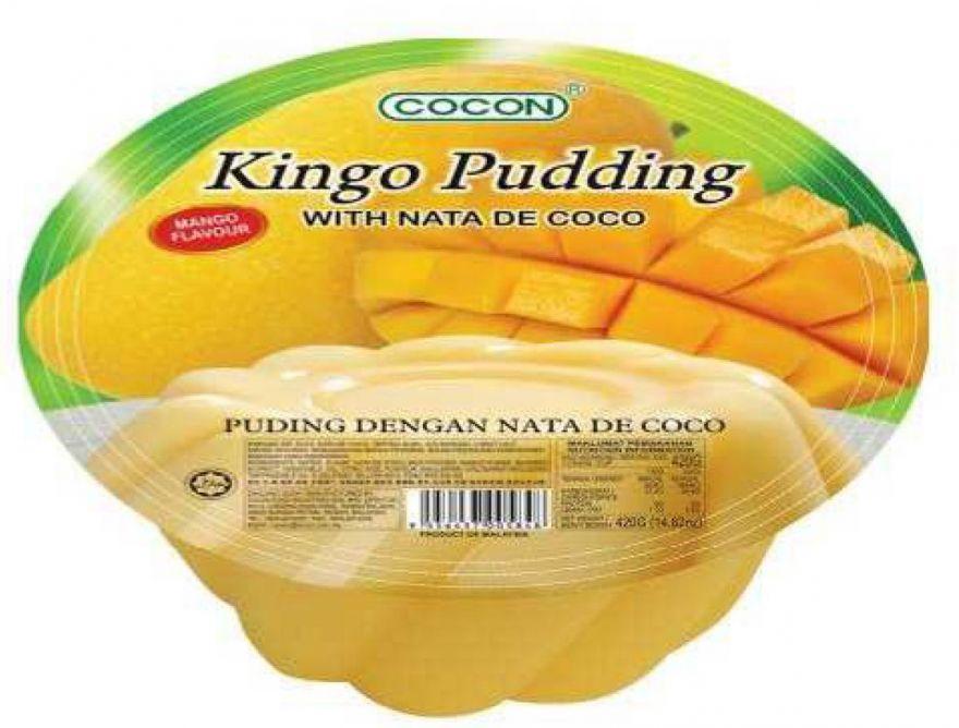 Пудинг COCON со вкусом Манго 420гр