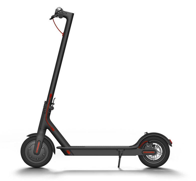 Электрический самокат Xiaomi MiJia Electric Scooter M365 черный