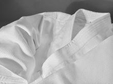 Комплект кимоно для айкидо из России  (MASTERAIKIDO) модель - DELUXE WA300