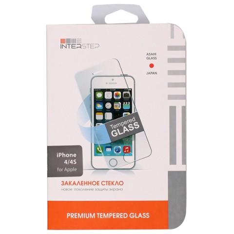 Защитное стекло для iPhone (прозрачное)