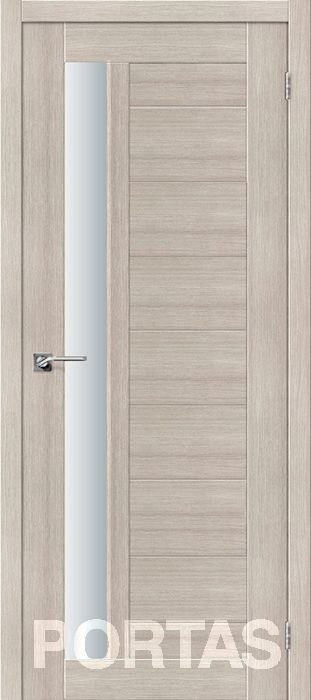 Дверь Портас S28 Лиственница крем