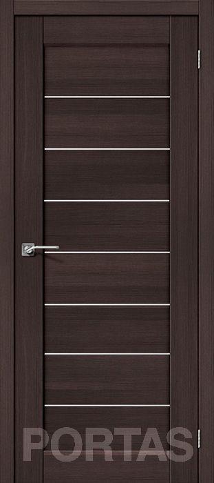 Дверь Портас S21 Орех шоколад