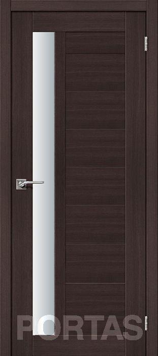 Дверь Портас S28 Орех шоколад