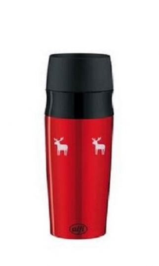 Термокружка Alfi travelMug red/white 0,35 l