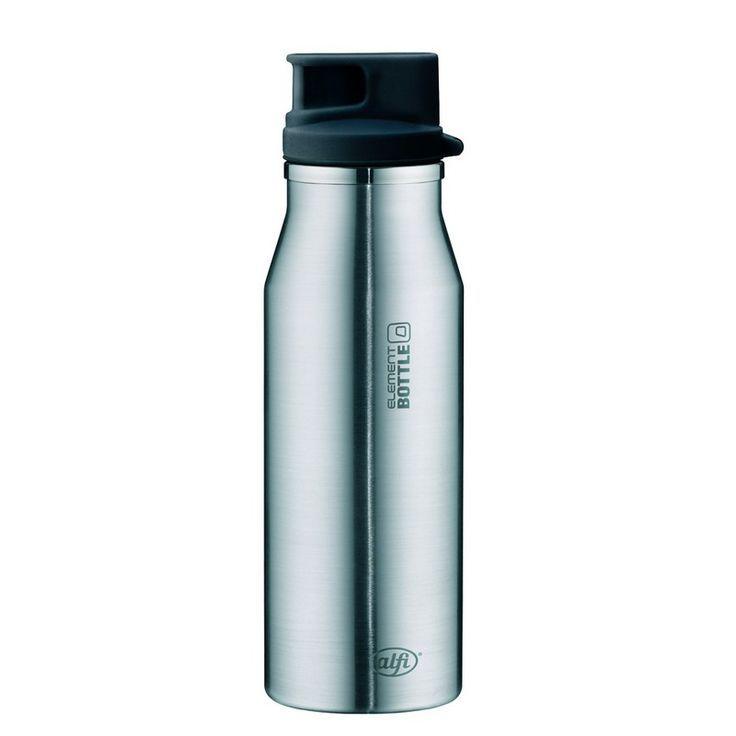 Бутылка питьевая Alfi elementBottle Pure Edelstahl TV 0,6L