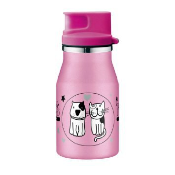 Бутылка питьевая Alfi elementBottle Cats and Dogs TV 0,35L