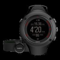 Suunto Ambit3 Run black (HR) часы c пульсометром и GPS