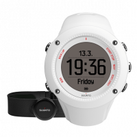 Suunto Ambit3 Run White (HR) часы c пульсометром и GPS