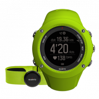 Suunto Ambit3 Run lime (HR) часы с пульсометром и GPS