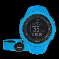 Suunto Ambit3 sport blue (HR) часы с пульсометром и GPS для многоборья