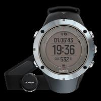 Suunto Ambit3 peak sapphire (HR) часы с пульсометром и GPS для многоборья с погодными функциями