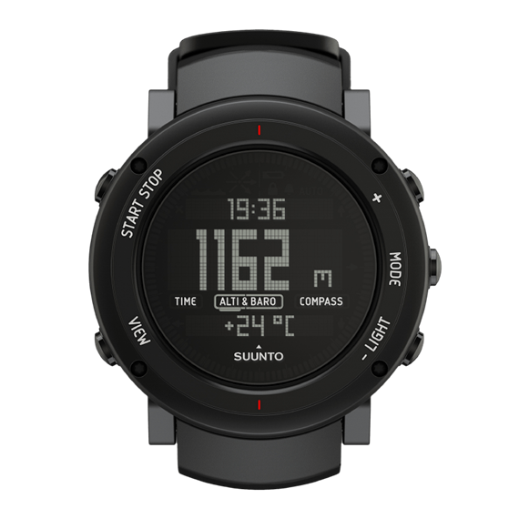 Suunto Core alu deep black