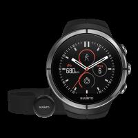 Suunto Spartan ultra black (HR) часы с пульсометром и GPS