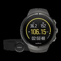Suunto Spartan ultra stealth titanium (HR) часы с пульсометром и GPS