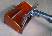 ASPRO-БОКС® Машинка для шпаклевки стен, потолков и стыков из гипсокартона (гипрока)