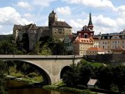 Карловы Вары - замок Локет