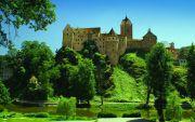 Из Карловых Вар в замок Локет
