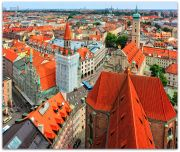 Тур Прага Мюнхен