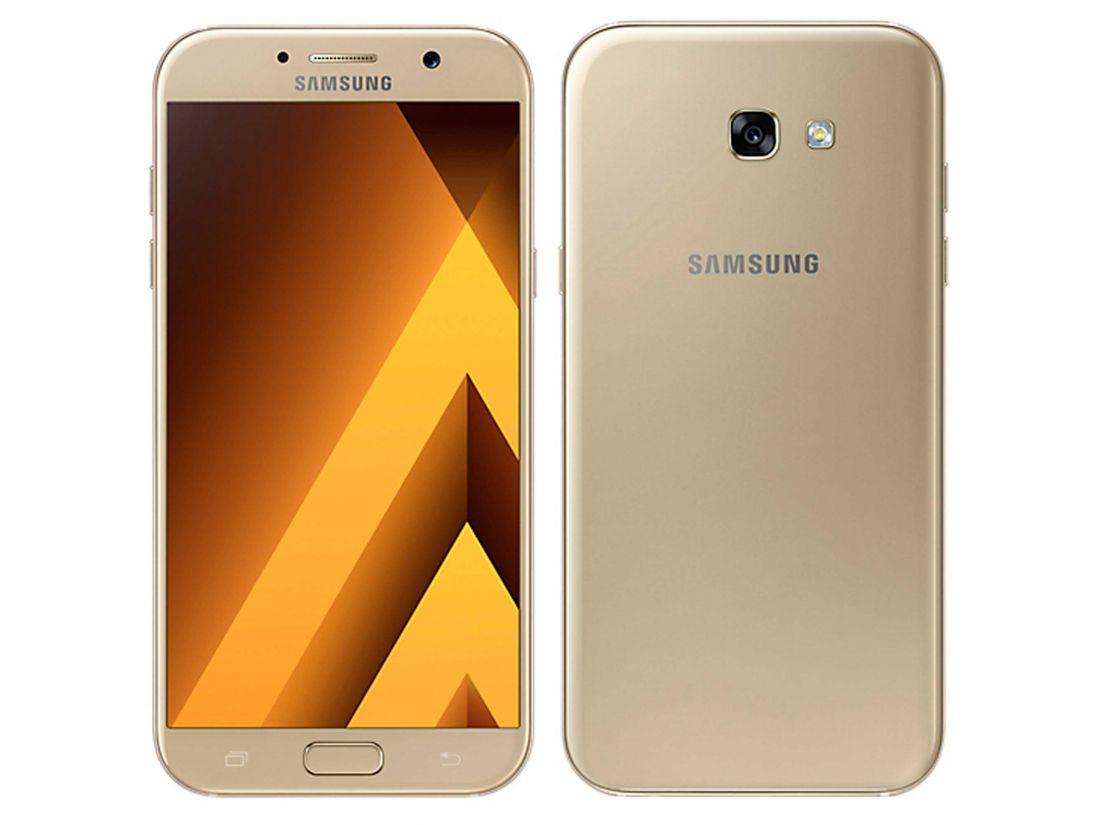 Samsung Galaxy A7 (2017) SM-А720F Gold