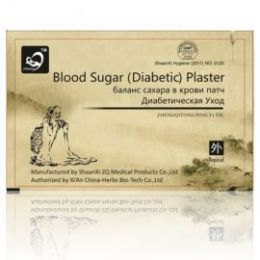 Пластырь от диабета Blood Sugar Diabetic Plaster
