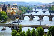 автомобильная экскурсия по Праге