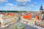 в Прагу на экскурсию