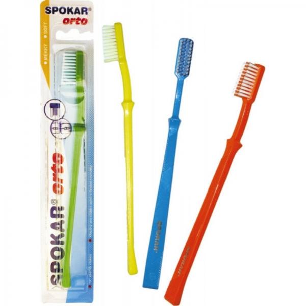 Зубная щетка Spokar Orto ортодонтическая