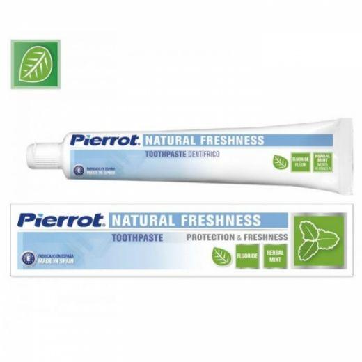 Зубная паста Pierrot Natural Freshness ортодонтическая