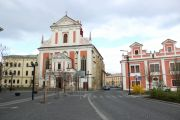 Млада Болеслав исторический центр